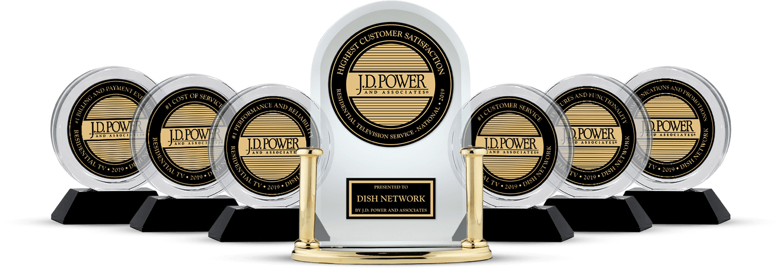 DISH Customer Satisfaction - Ranked #1 by JD Power - Hope Satellite & Computer in Hope, AR - DISH Authorized Retailer